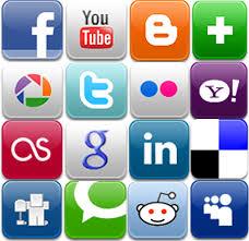 web and social